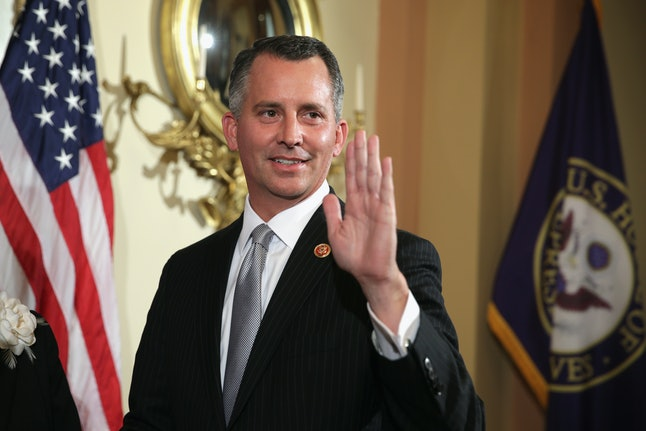 Former U.S. Representative-elect David Jolly (R-FL)