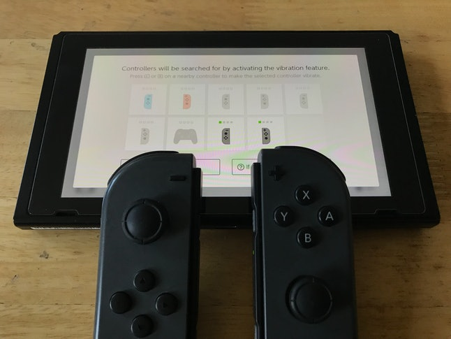 Joy-Con locate features come to the Switch