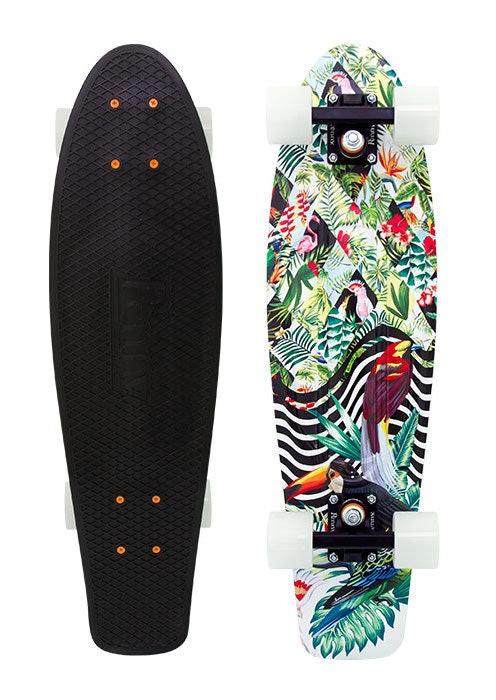 """Penny Skateboards 22"""" Classics Toucan Tropicana 22"""" Penny Board"""