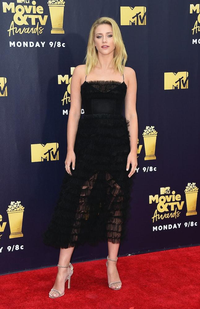 Lili Reinhart at the 2018 MTV Movie and TV Awards