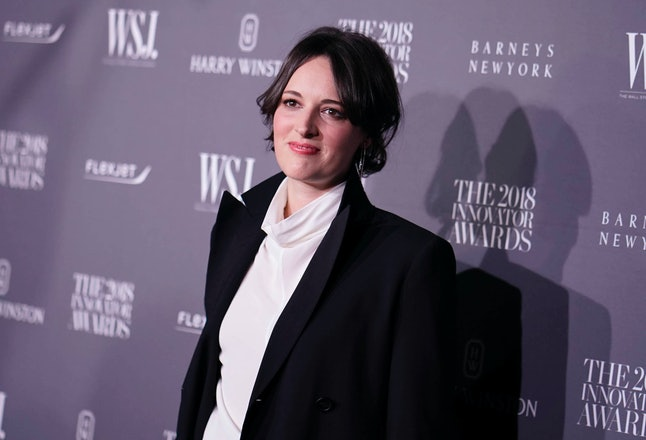 Phoebe Waller-Bridge at the 'WSJ Magazine' 2018 Innovator Awards in New York City, Nov. 7.
