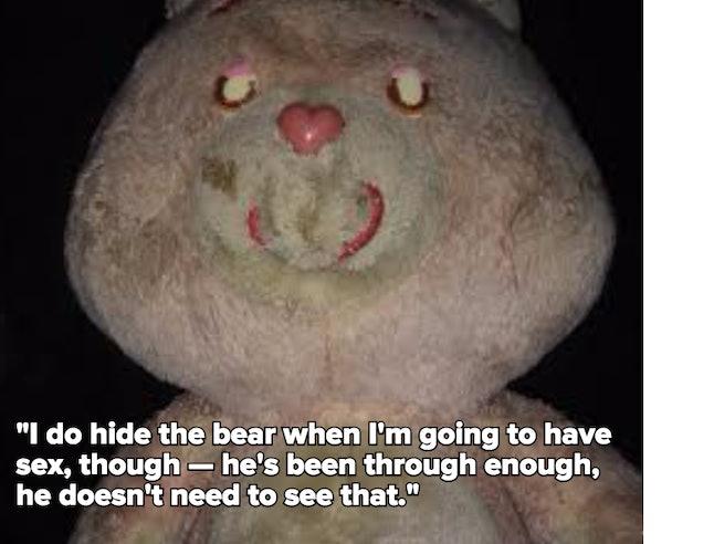 Gabrielle's Care Bear