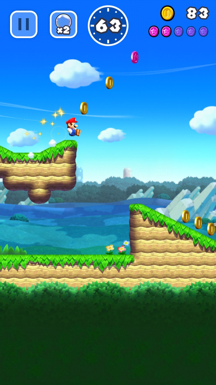 Super Mario Run' World 4 walkthrough and coin locations: How