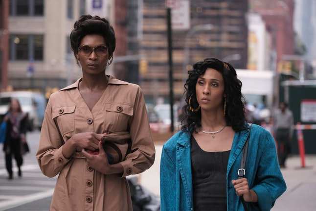 Dominique Jackson and Mj Rodriguez in 'Pose'