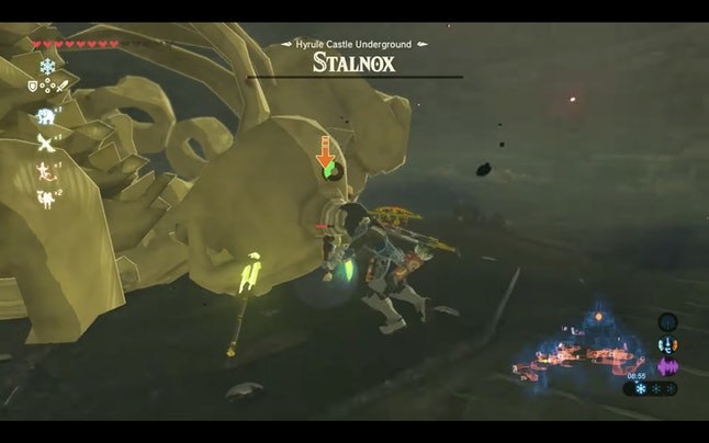 Zelda Breath Of The Wild Hylian Shield Location Where To Find The Unbreakable Weapon