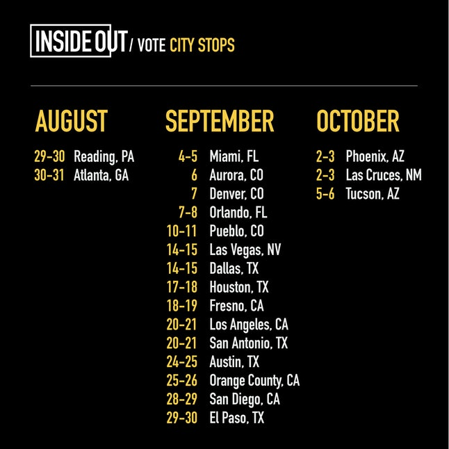 Source: Inside Out/Vote