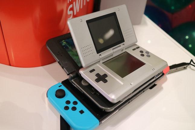 Nintendo DS vs. 3DS vs. Switch