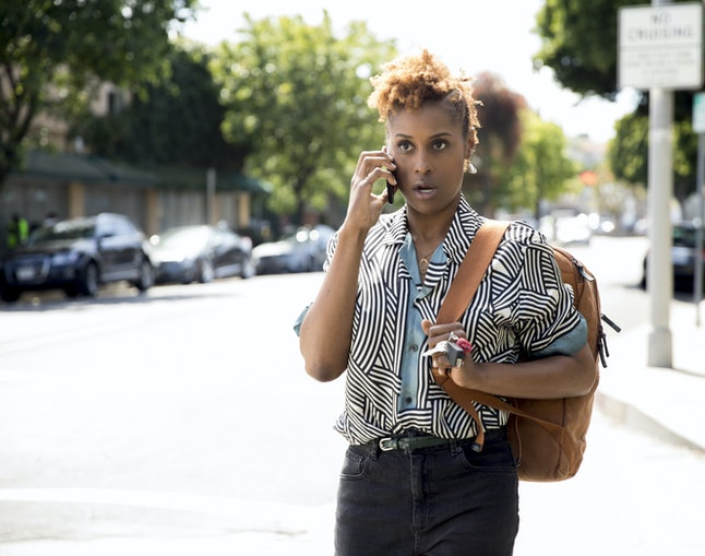 Issa on 'Insecure'