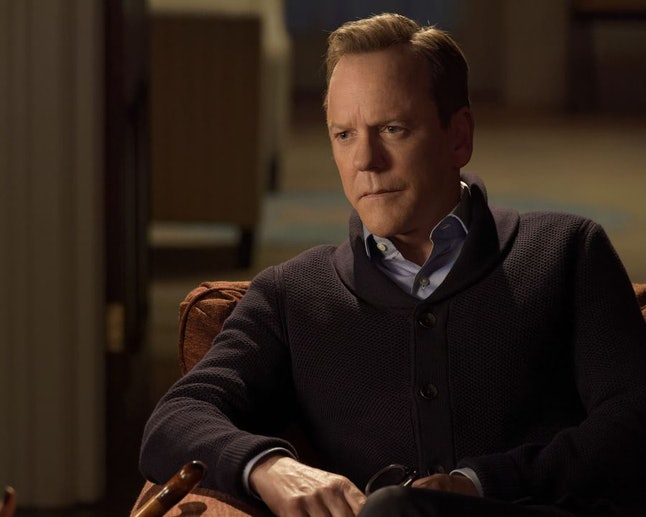 Kiefer Sutherland as Tom Kirkman
