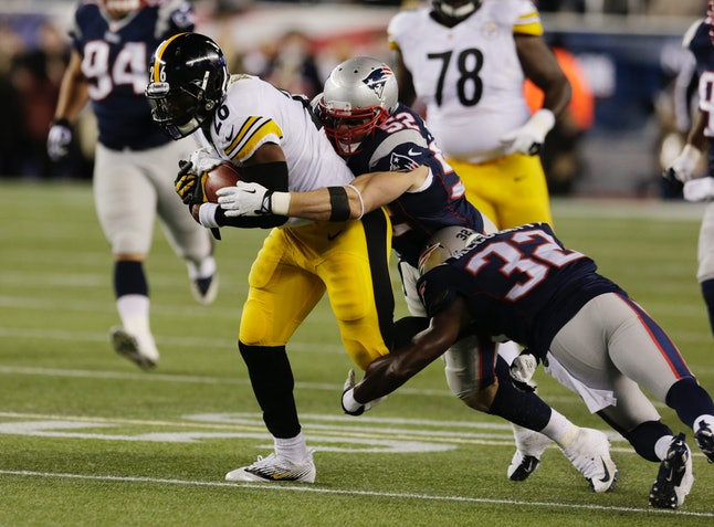 The New England Patriots and Pittsburgh Steelers will kick off the 2015 NFL regular season on Sept. 10