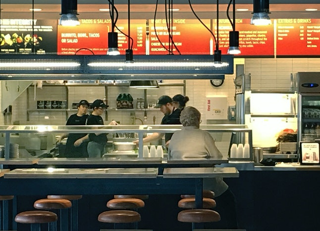 Chipotle has, among other things, revamped its food-safety protocols.