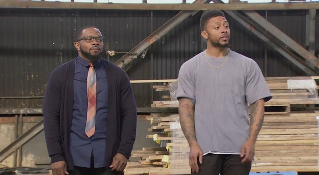 Dtatstar and Made Rich in episode three of 'Ink Master' season nine.