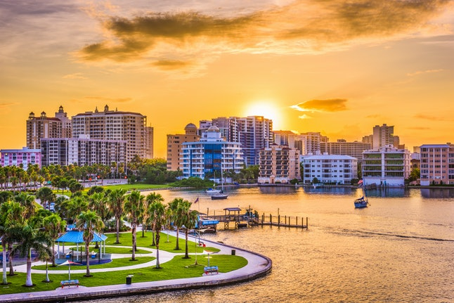 Southwest Florida is generally affordable for lower-income homeowners.