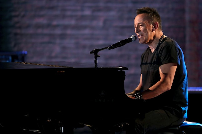 In this June 10 file photo, Bruce Springsteen performs at the 72nd annual Tony Awards at Radio City Music Hall in New York City.