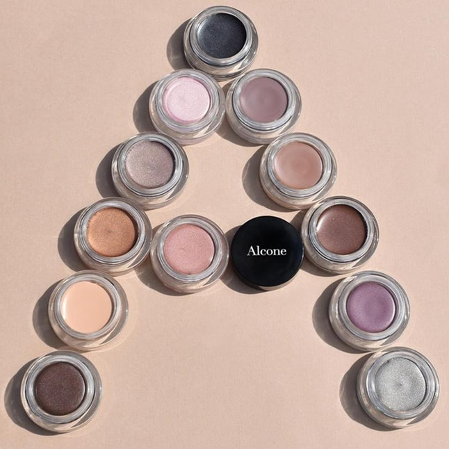 A selection of Alcone's own makeup