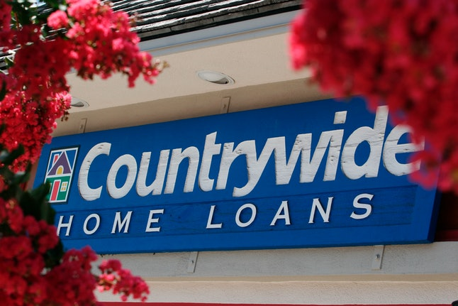 The new rules would exempt banks as large as $250 billion dollars from reporting requirements. One of the key names in the financial crisis, Countrywide Financial was worth about $210 billion.