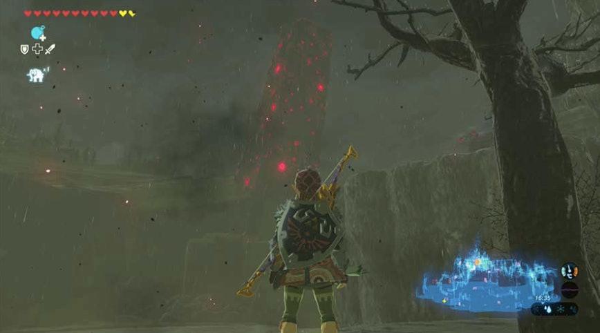 Zelda: Breath of the Wild' Hylian Shield location: Where to