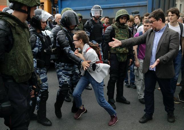 Source: Pavel Golovkin/AP