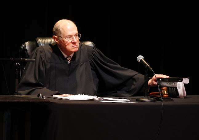 Justice Anthony Kennedy has not commented on rumors that he is planning on retiring.