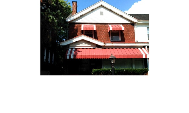 The Dormont, Pittsburgh, home Lisa Toboz and Jeffrey Schreckengost chose to buy