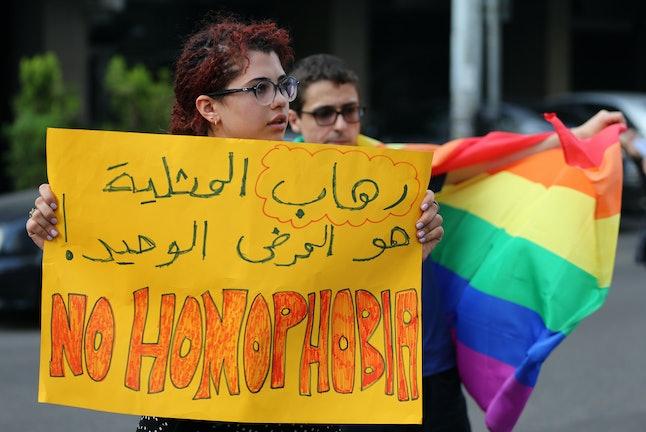 Homophobia negatively affects productivity.