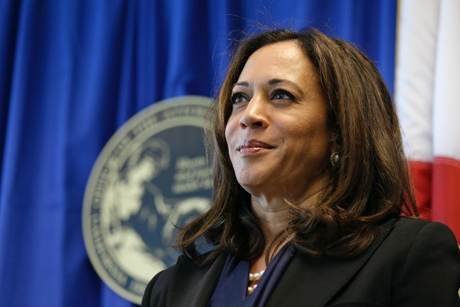 Harris is the second African-American women elected into the U.S. Senate.