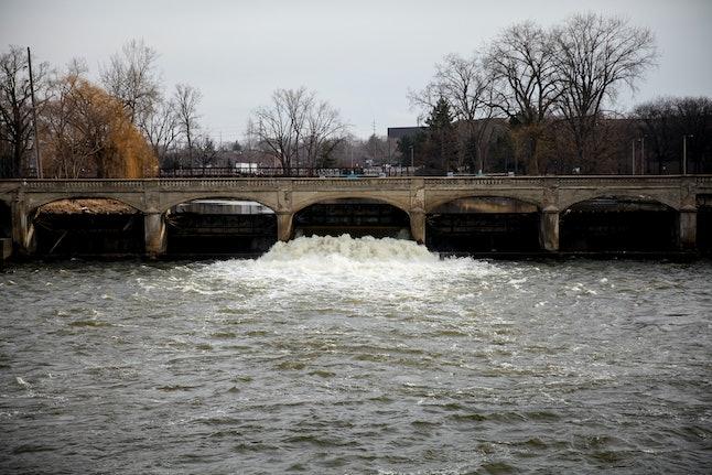 Flint River.