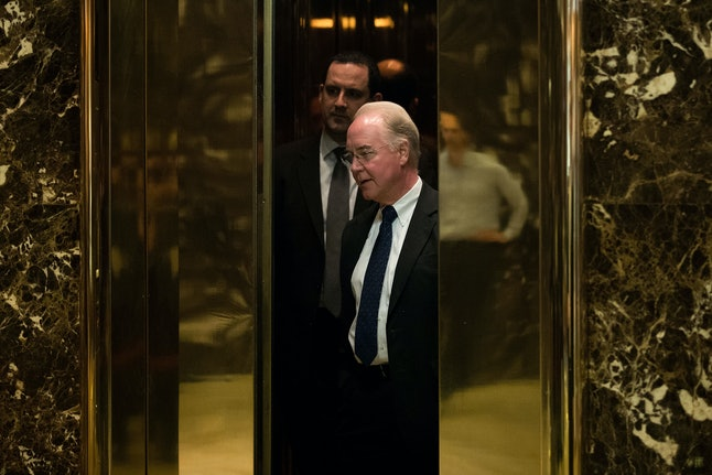 Rep. Tom Price, Trump's pick to lead the Department of Health and Human Services, has a long record of opposing abortion and contraception access.