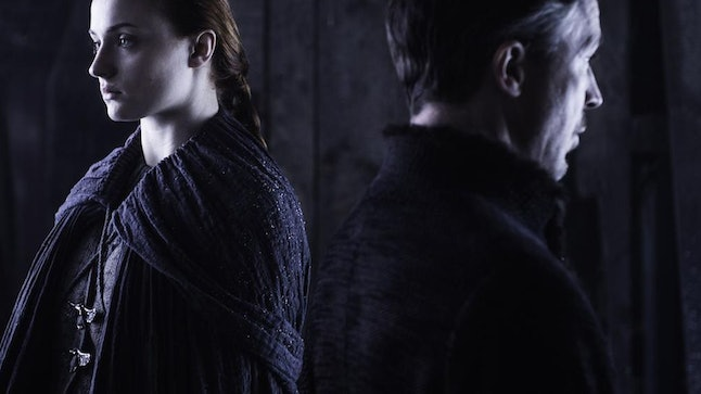 Sansa and Littlefinger are two characters to keep an eye on in season seven.