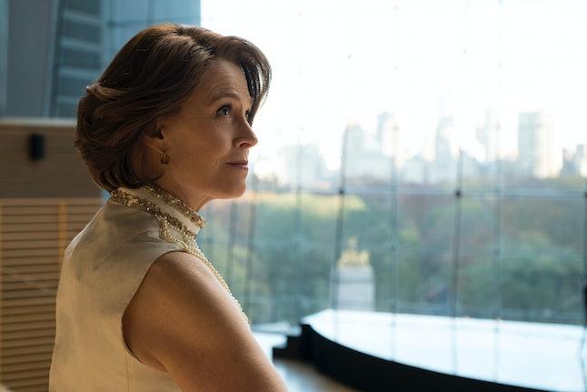 Sigourney Weaver in 'The Defenders'