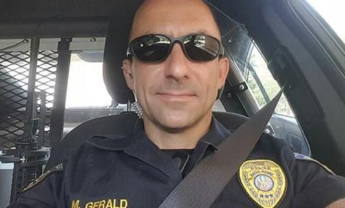 Officer Matthew Gerald