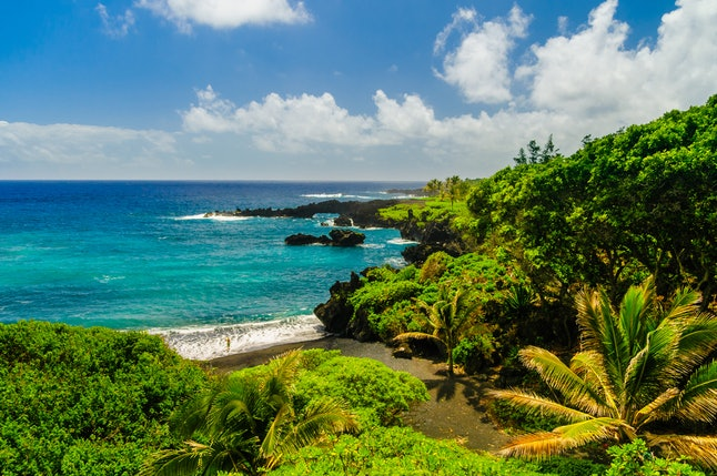 Another perfect day in paradise on the Road to Hana