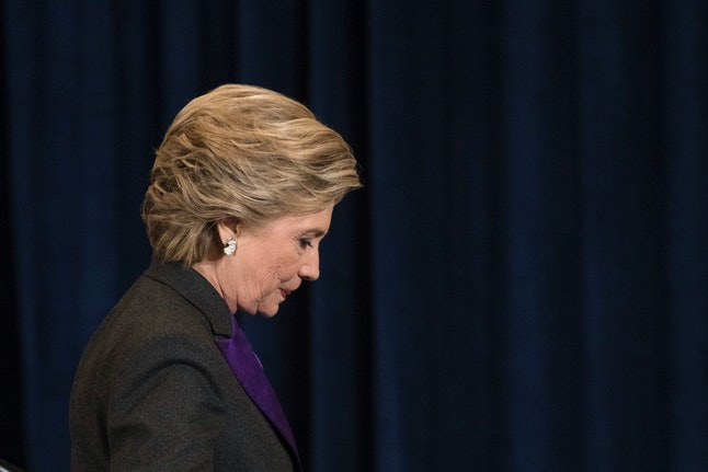 Secretary of State Hillary Clinton won the popular vote, but lost the presidency.