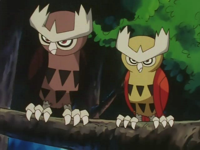 Some shiny Pokémon, like Ash's Noctowl from the anime, are quite distinct, but it's where they're not that players get confused and excited.