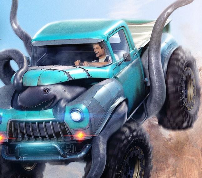 'Monster Trucks'