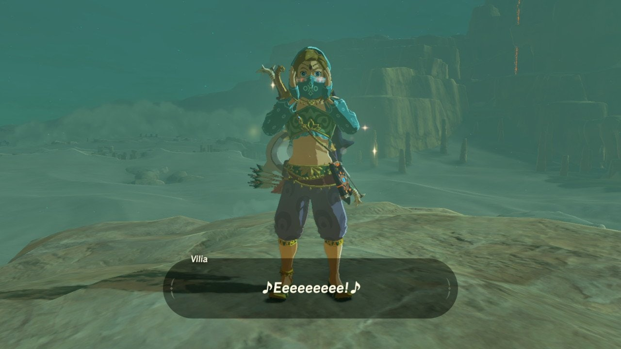 Zelda: Breath of the Wild' Outfits: Link looks simply fabulous in