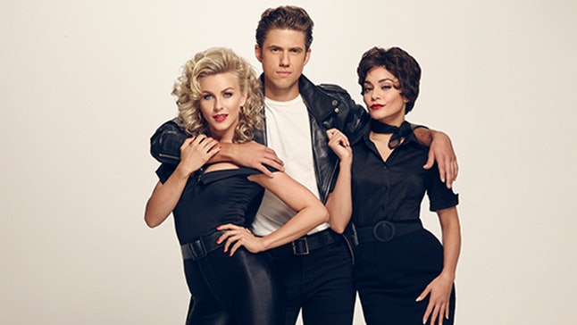 'Grease Live!'