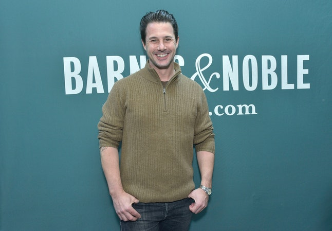 Johnny Iuzzini attends the Celebrity Chefs Judge The First Annual Barnes & Noble Cookie Bake-Off.