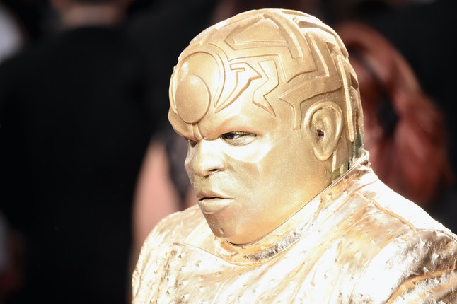 Gnarly Davidson (aka CeeLo Green) attends The 59th GRAMMY Awards at STAPLES Center on February 12, 2017