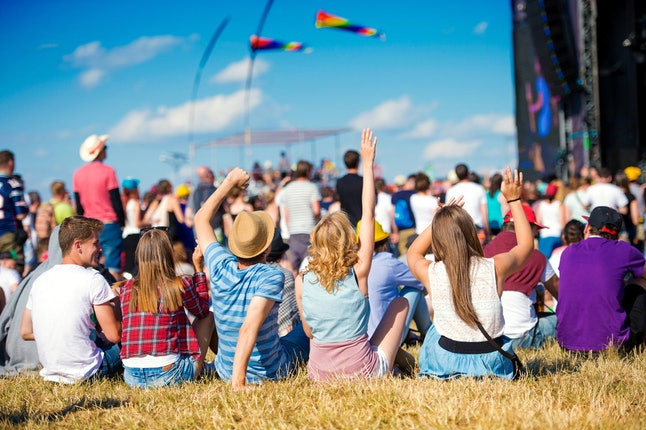 Keep an eye out for freebies, like outdoor concerts, when you travel to keep costs low.
