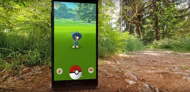 Murkrow, one of the many new Gen 2 Johto Pokémon being added to Pokémon Go