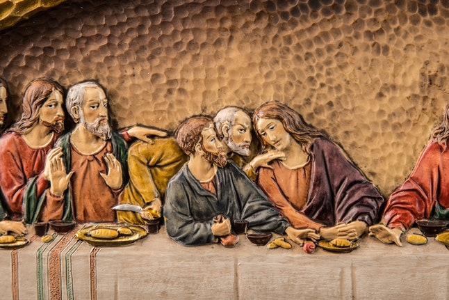 The Last Supper may play a part in our Friday the 13th superstitions.