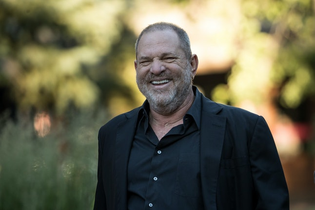 The Weinstein Company fired co-founder Harvey Weinstein after allegations of rampant sexual harassment surfaced.