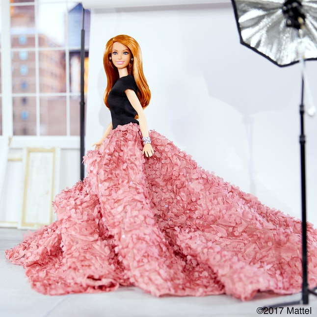 Siriano's Barbie doll collection