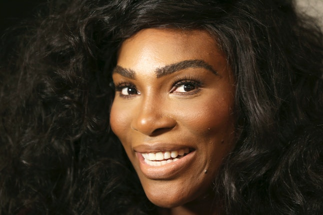 Serena Williams announced her engagement on Dec. 29