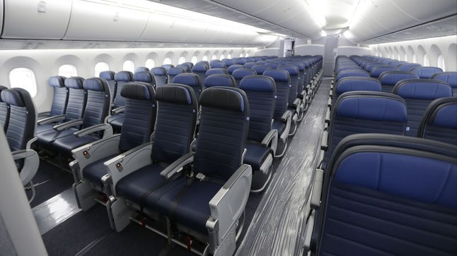 The seat width and legroom of airplane seats could soon be regulated.