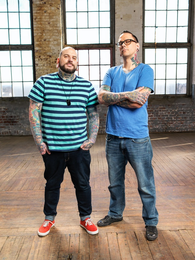 'Ink Master' season 9: Classic Trilogy Tattoos