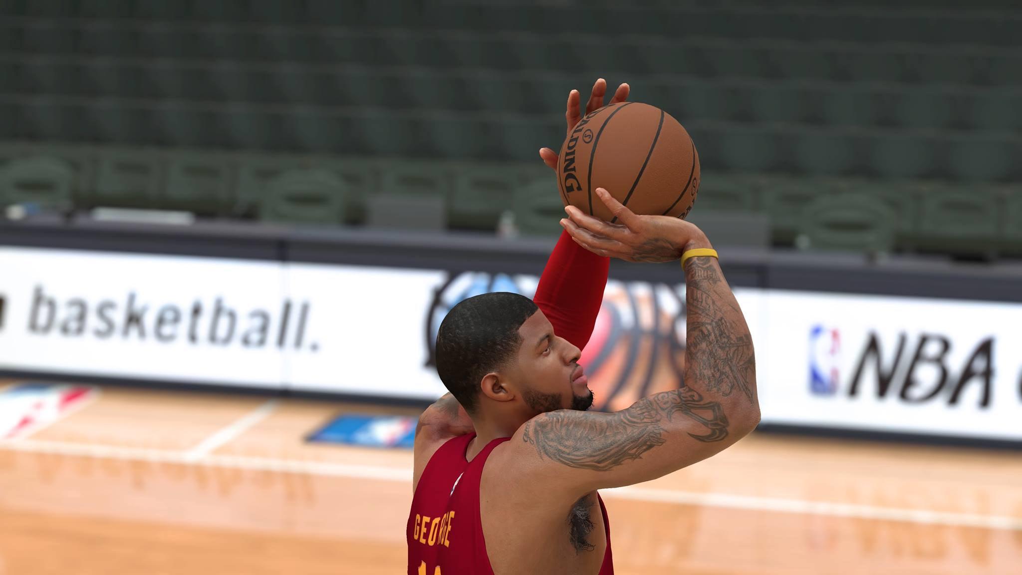 NBA 2K17': Best custom jump shot for your MyPlayer