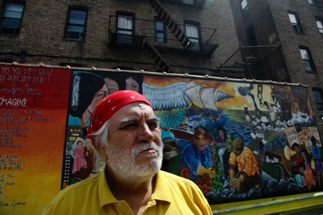 Victor Toro, who is Chilean-born, worked for three decades as an immigrants' rights activist in New York, feeding the poor in soup kitchens and fighting to keep kids off drugs.