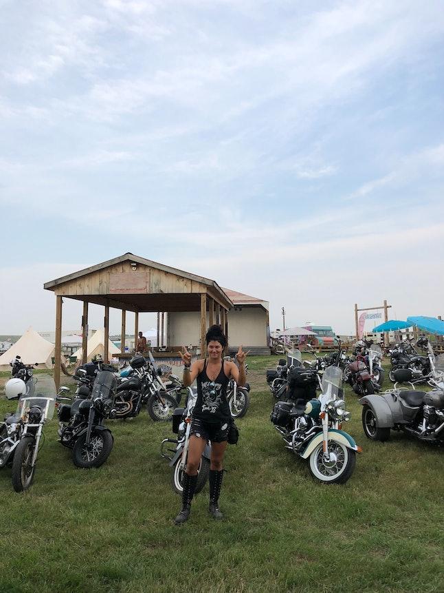Wild Gypsy Tour founder Kelly Yazdi